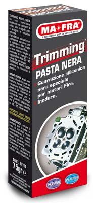 Trimming Pasta Nera