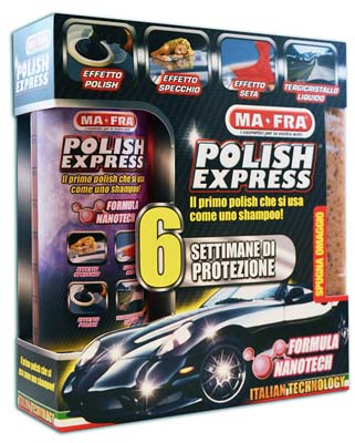 KIT POLISH EXPRESS
